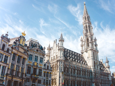 Located in the heart of Brussels