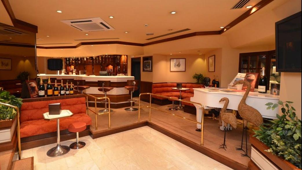 Piano Lounge Bar - Bedford Hotel and Congress Centre, Brussel
