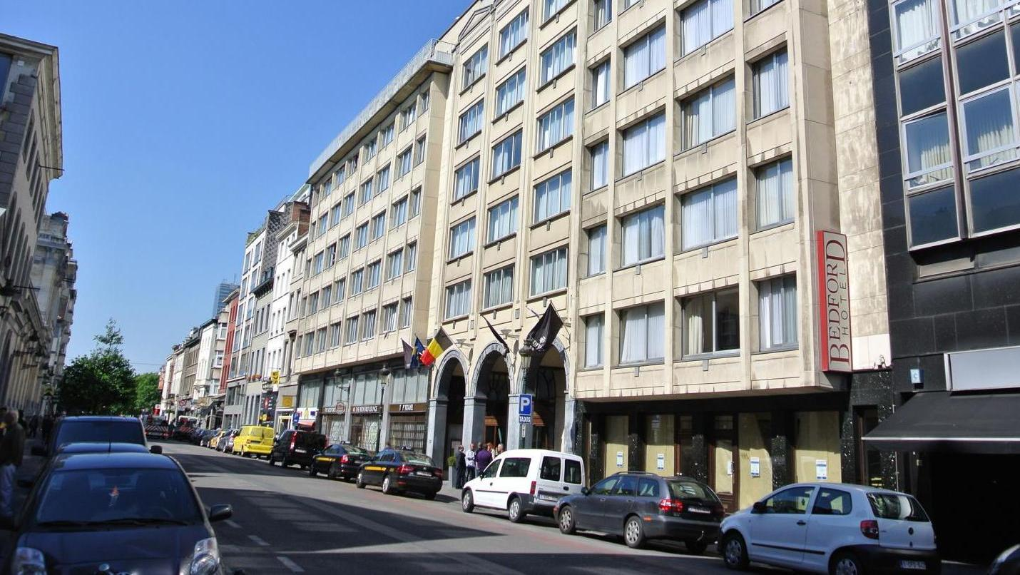 Hotel congress centre bedford ideally located in brussels for Hotel a bruxelles